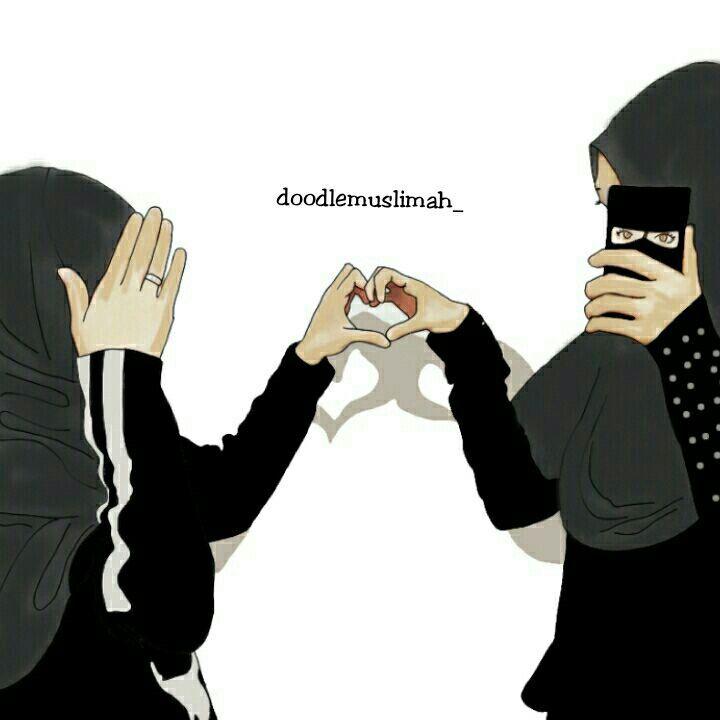 Islamic Anime Profil T And Muslim