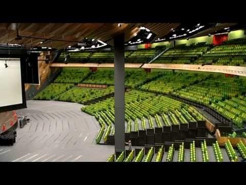 Melbourne Convention Centre Redevelopment - YouTube