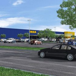 IKEA in Canton