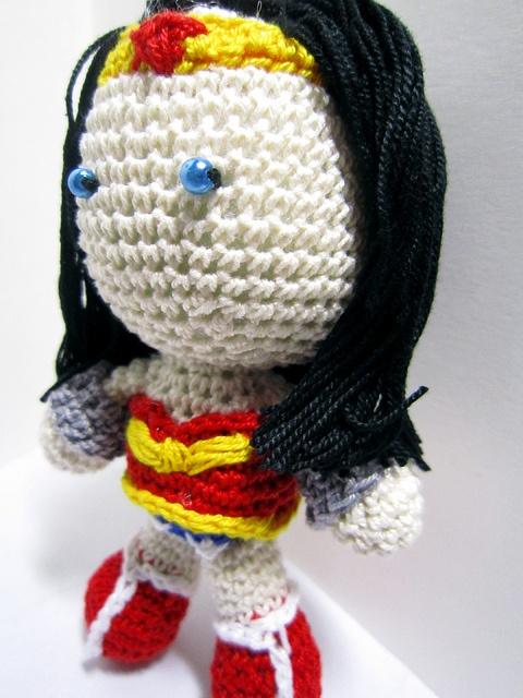 wonder woman!!! #crafts #dolls