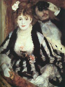 Pierre Auguste Renoir Eyeconart: impresszionizmus