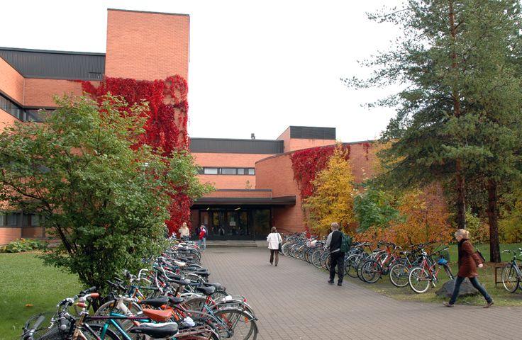 UEF - Joensuu campus, Metria building