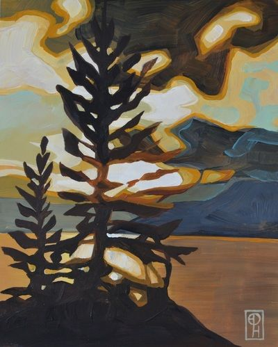 Erica Hawkes - Tutt Art Galleries