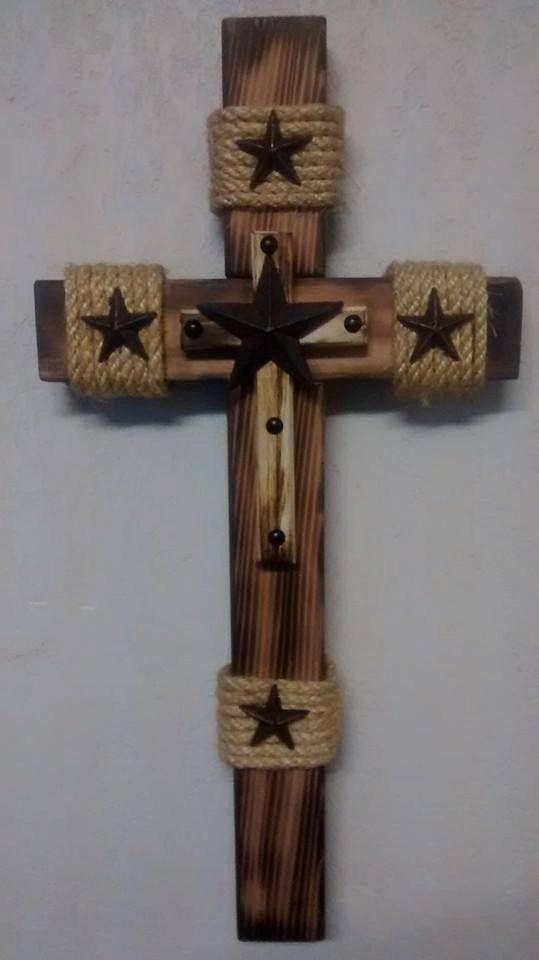 25 Best Ideas About Rustic Cross On Pinterest Wooden