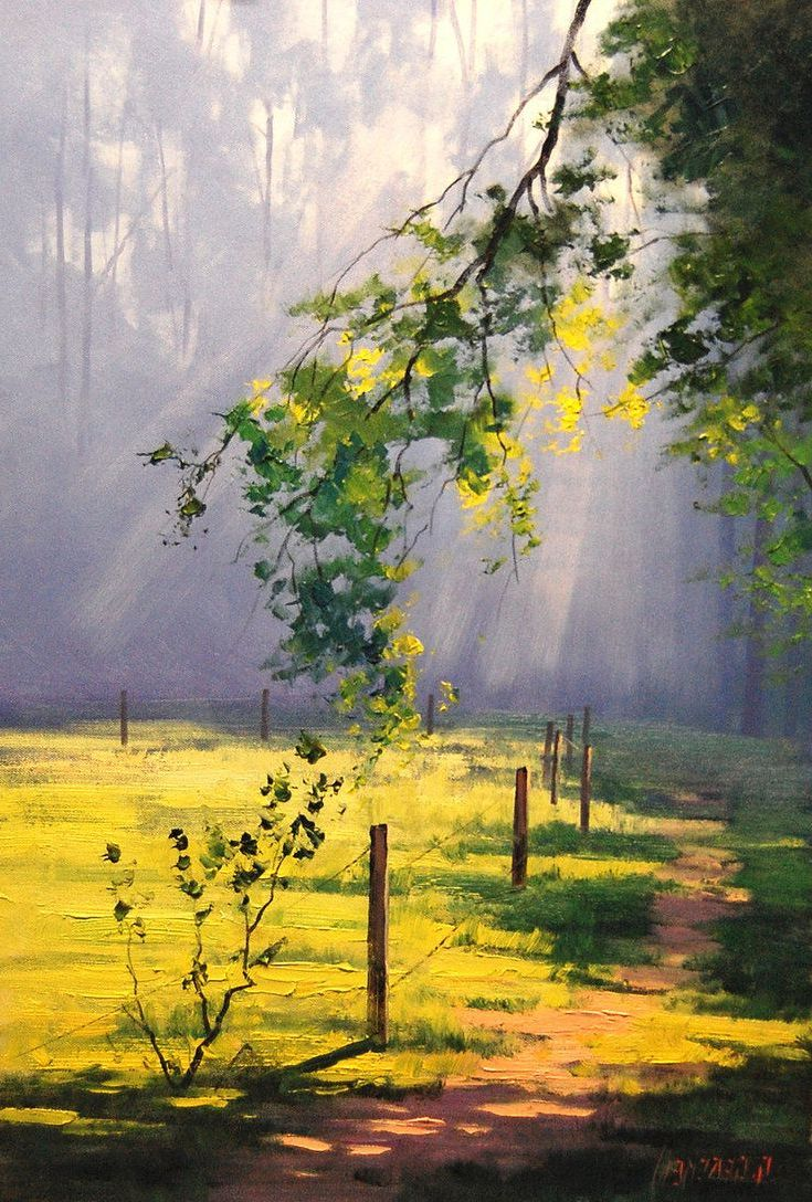 Beautiful Scenery Paintings Most Beautiful Nature Paintings Most