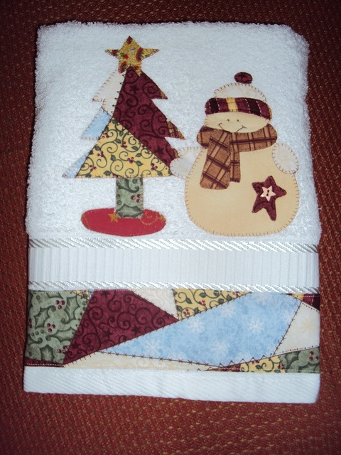 Natal by Mi Fernandes Patchwork, via Flickr
