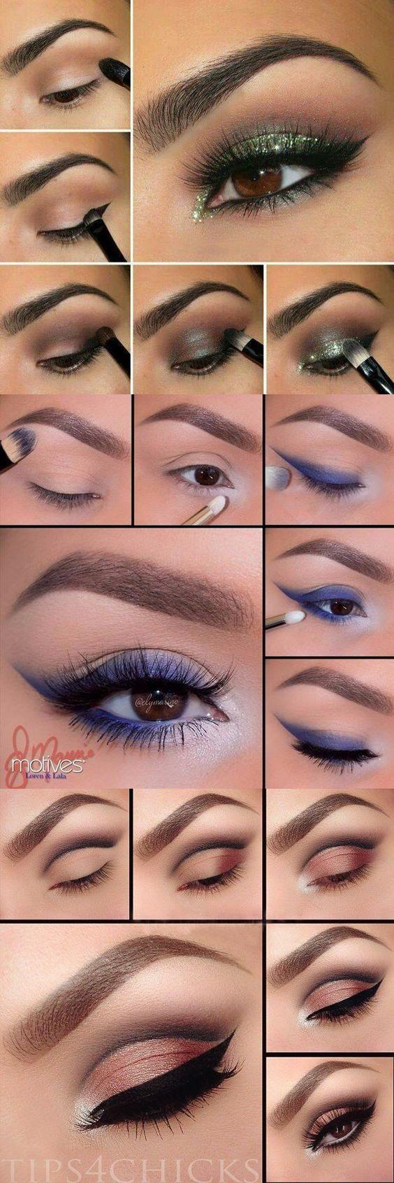 Makeup with light pink dress   best Eyeliner images on Pinterest  Eye liner Eyeliner and