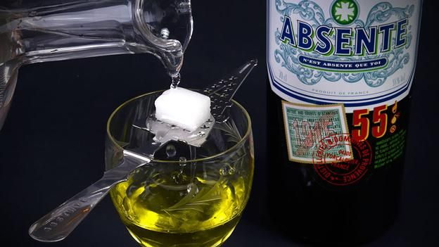 Absinthe: How the Green Fairy became literature's drink: Artists, Green Fairies, Alcohol, Absinthe Drinker, Literature Drinks, Writers Life, Belle, Bronze Sculpture, Bbc