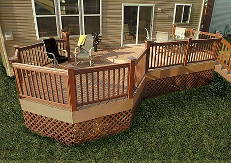 Your Ultimate Guide to the 5 Materials That Make a Modern Deck  - PopularMechanics.com