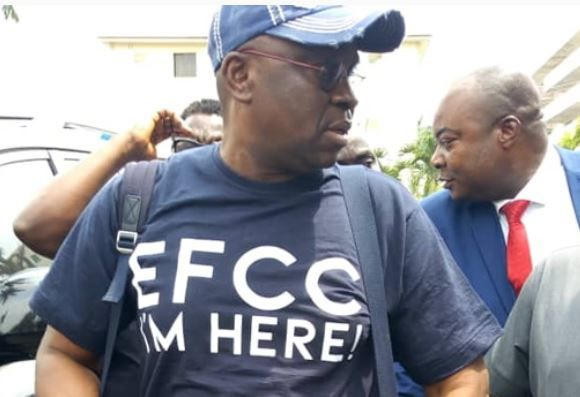 Efcc Asks Fayose To Return N1 3bn Mens Tshirts Media Mens Tops