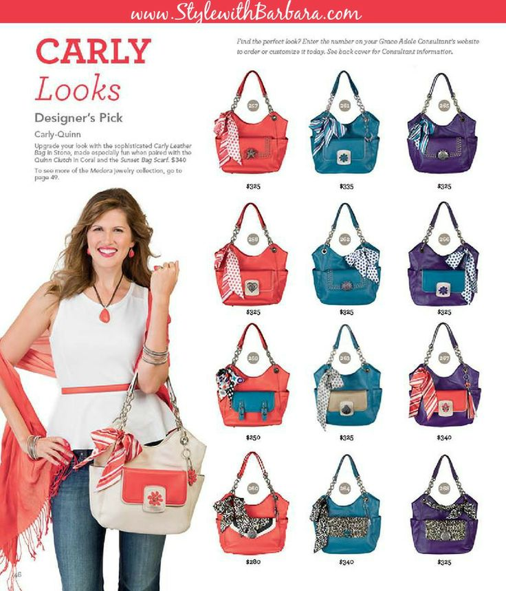 Grace Adele - Spring/Summer Catalog - Available February 1st, 2014. Put Your Style on Display The Grace Adele Style System™ makes fashion work for you. Just follow five simple steps to create your perfect look. Call Me @ (920) 435-5550 or (920) 360-4062 or Visit me Anytime @ https://stylewithbarbara.graceadele.us