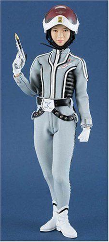 RAH Real Action Heroes Ultra Seven Yuri Anne Figure Medicom Toy | eBay
