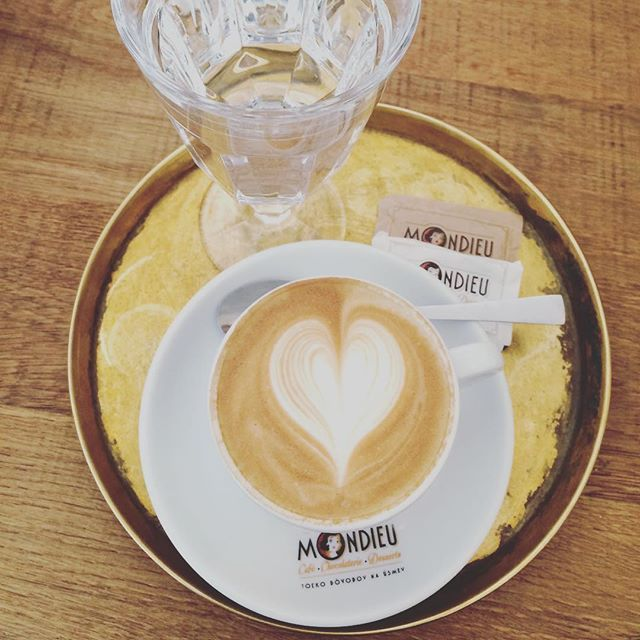 Guten Morgen ihr Lieben ❤️ #goodmorning #coffee #bratislava #latergram #daytrip #travel #coffeelover