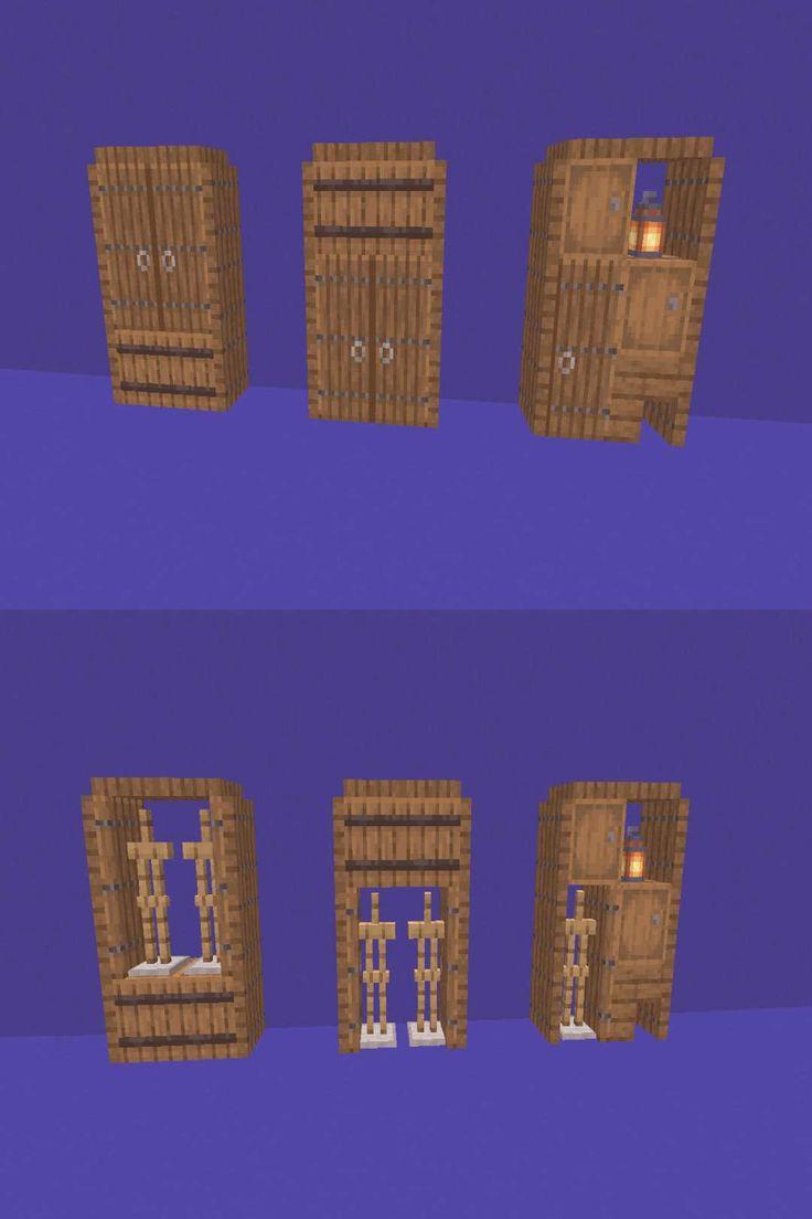 Minecraft decorations in game bedroom minecraft