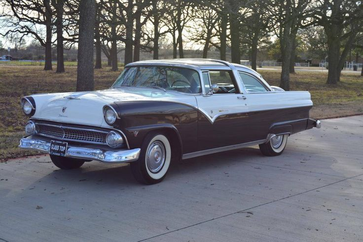 1955 Ford Crown Victoria for sale #1939604 - Hemmings Motor News