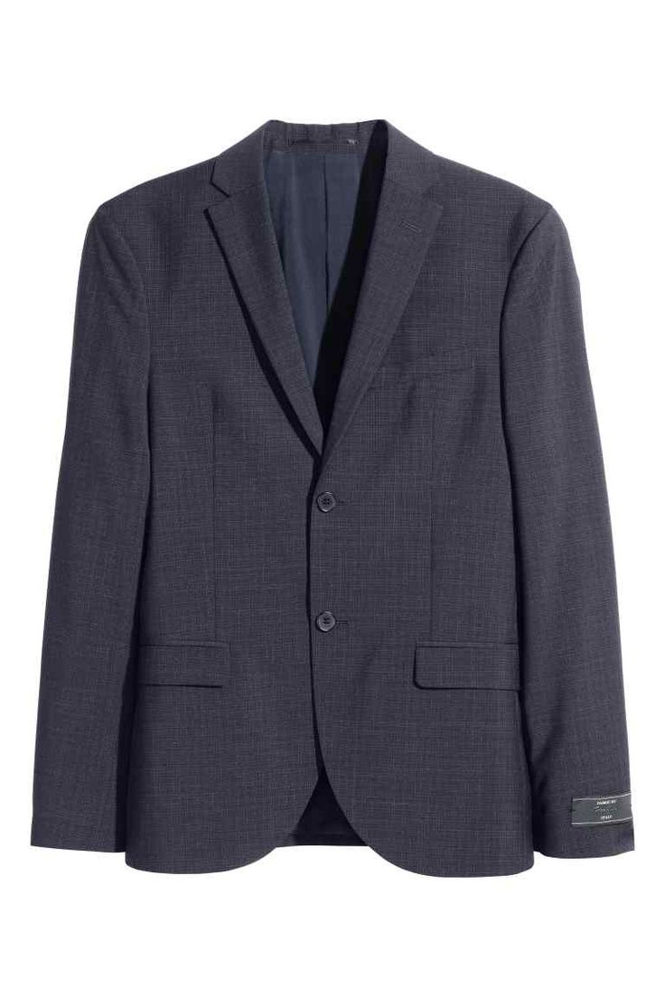 H&M Marled wool jacket