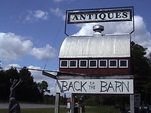 back of the barn Antiques and Collectibles | Antique ...