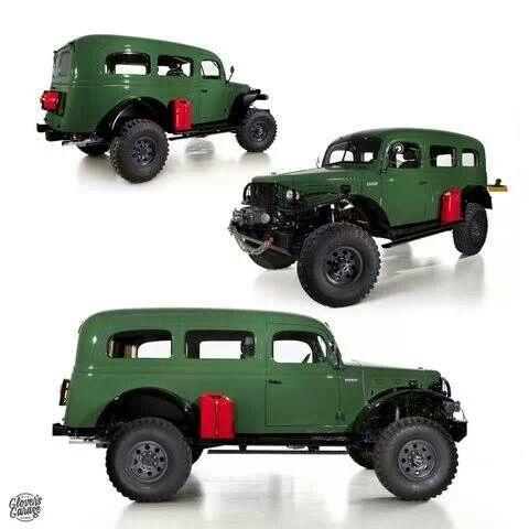Dodge Power Wagon                                                                                                                                                                                 Mehr