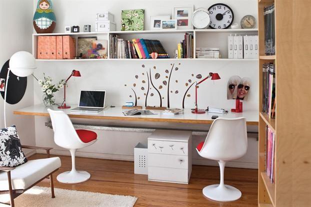 Trabajar en casa:ideas en el espacio | ESPACIO LIVING