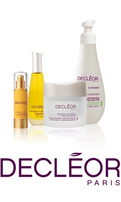 Products I use... Decleor....