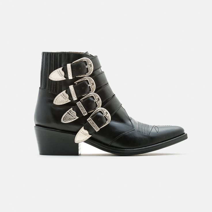 Toga Pulla Boots Black                                                                                                                                                                                 More