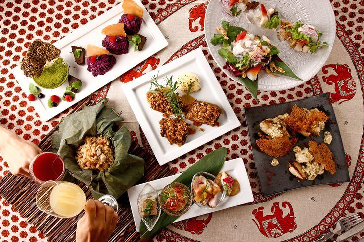 パクチー アジアンカフェダイニング CAFE RAMBUTAN(カフェ ランブータン)