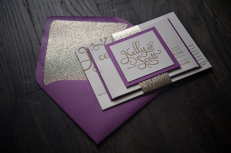 belly band invitation - Google Search