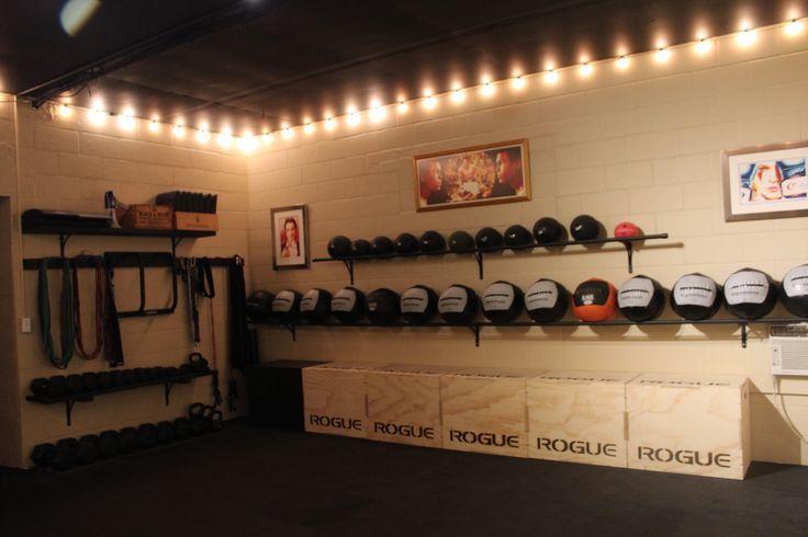 Equipment storage @ Visionary CrossFit... Gainesville, Fl....