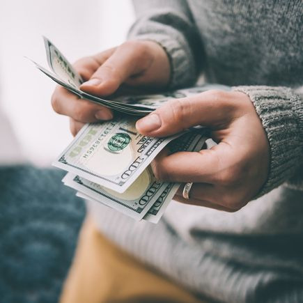 3 Tips to Help You Stop Worrying About Money (Hint: It's more than just spending less)