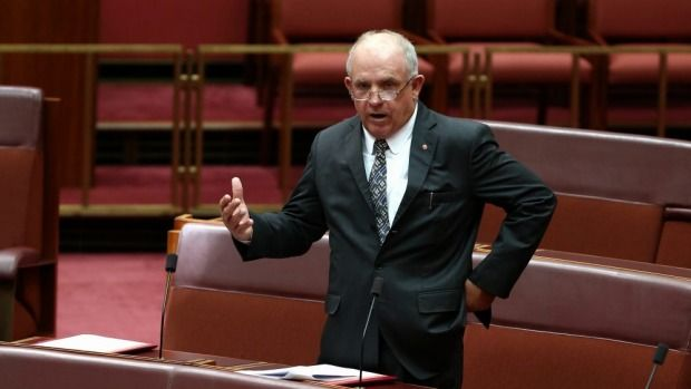 IOOF's scandal has reached board level following an explosive speech by Nationals Senator John Williams. http://www.canberratimes.com.au/business/banking-and-finance/ioof-scandal-reaches-board-level-in-explosive-speech-by-senator-john-williams-20150624-ghwpct.html