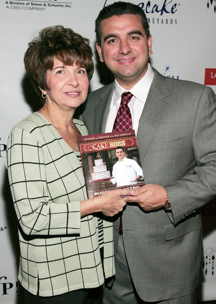 Cake Boss Star Buddy Valastro 'Absolutely Crushed' by Mother's Death Following Long ALSBattle