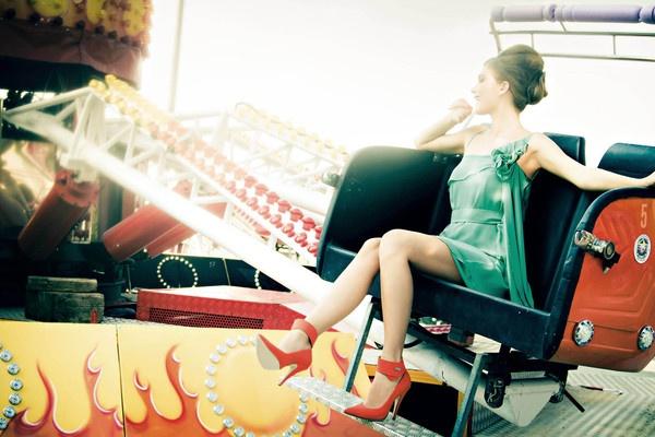 Gipsy girl (Mariella Rosati) by massimo mantovani, via Behance