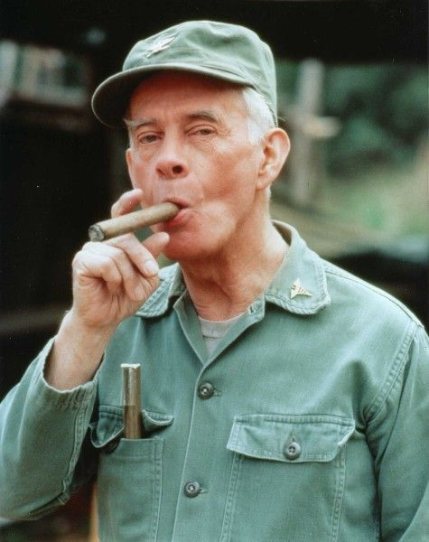 """'M*A*S*H'  Star Harry Morgan Dies at 96. Character actor best known for playing Col. Sherman T. Potter, Officer Bill Gannon on """"Dragnet"""""""