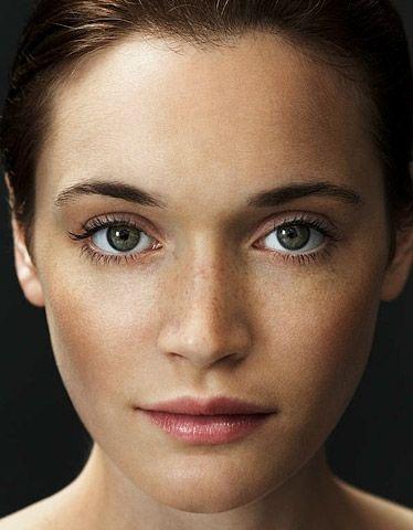 I want her skin!