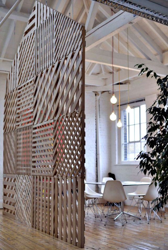 25 Best Ideas About Room Partitions On Pinterest Wooden