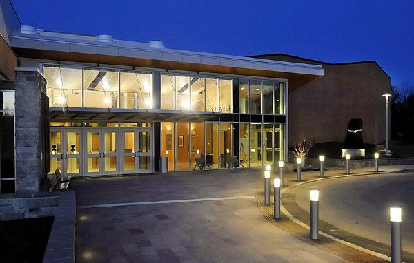 ... Hagerstown Community College's newly renovated Kepler Center. by Ric