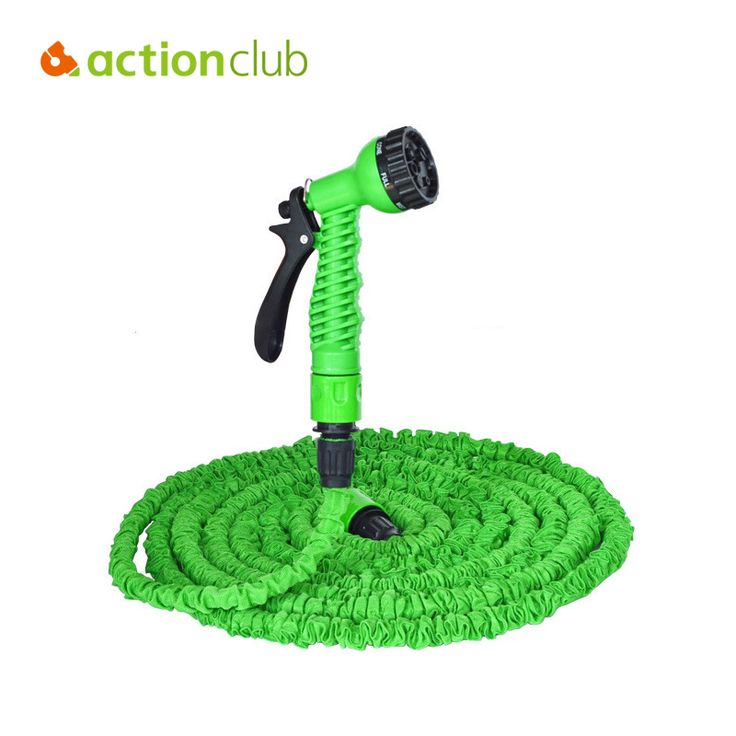 Expandable Magic Flexible Garden Hose To Watering With Spray Gun Garden For Car Water Pipe Plastic Hoses Watering Cool 25-150FT