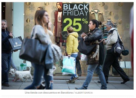 Mi blog de noticias: OFERTAS DEL VIERNES NEGRO»El 'Black Friday' llena...
