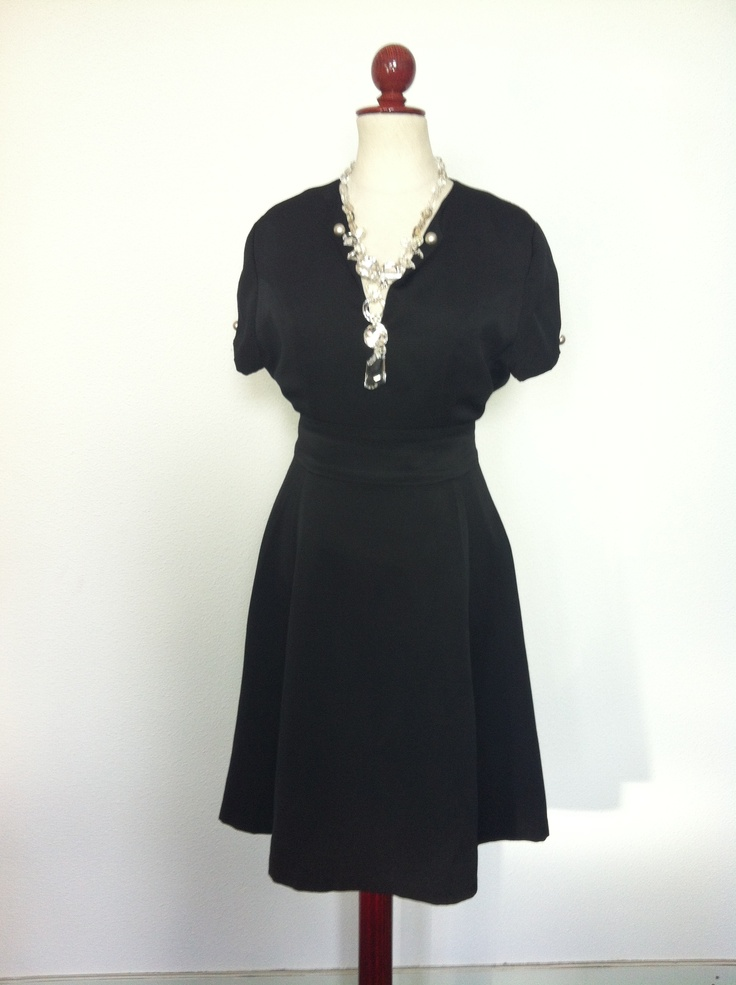 The X-line for Extraordinary! Made to fit every woman. www.anyblackdress.com Prices start at Euro 295