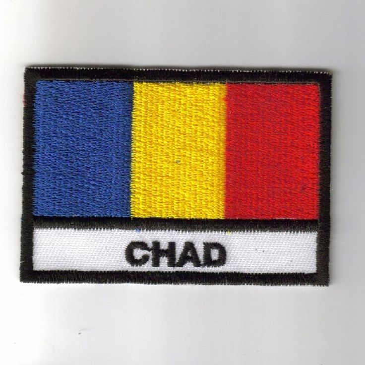 country flag patches
