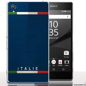 Coque telephone tactile pas cher xperia z5 iTalia. #Coque #etui #SonyXperia #Z5 #iTalia