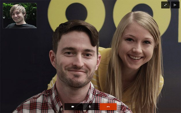 IMO messenger enables video calls right from your browser