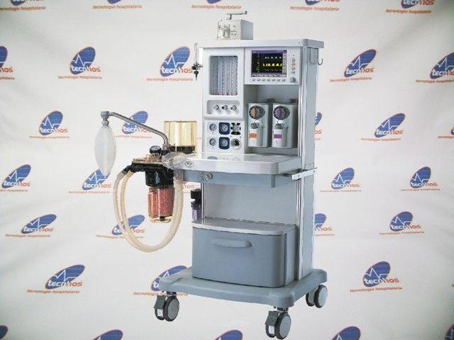 Maquinas de Anestesia | Tecnhos :: Venta de Equipo Médico San Luis Potosí