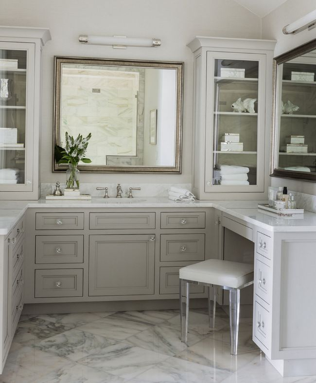 17 Best Ideas About Corner Bathroom Vanity 2017 On