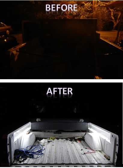Innovative Led Truck Bed Lights by D-Cantrell