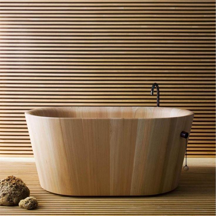 Die besten 17 ideen zu japanische badewannen auf pinterest - Japanisches badezimmer ...
