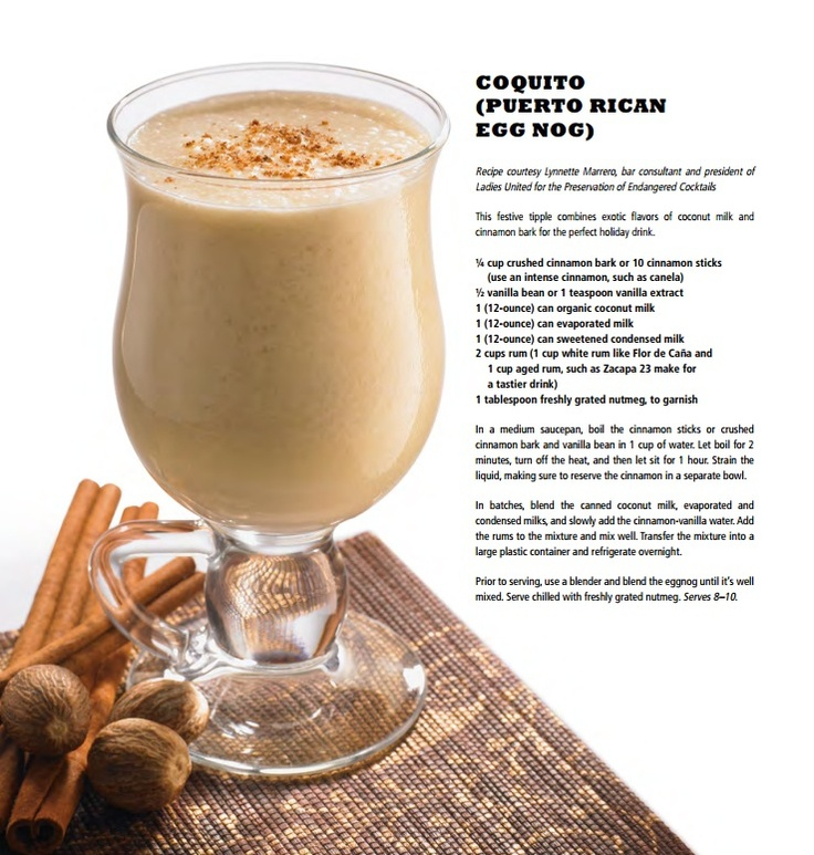 Best Coquito Recipes Without Eggs