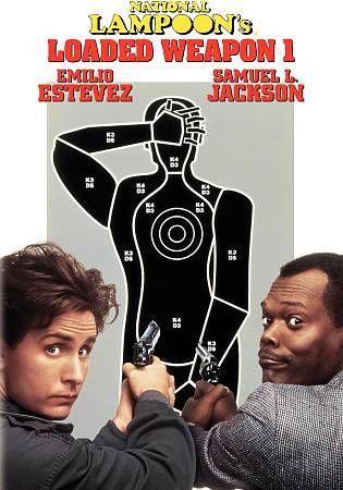 National Lampoon's Loaded Weapon 1 (DVD, 1999) Emilio Estevez, Samuel Jackson