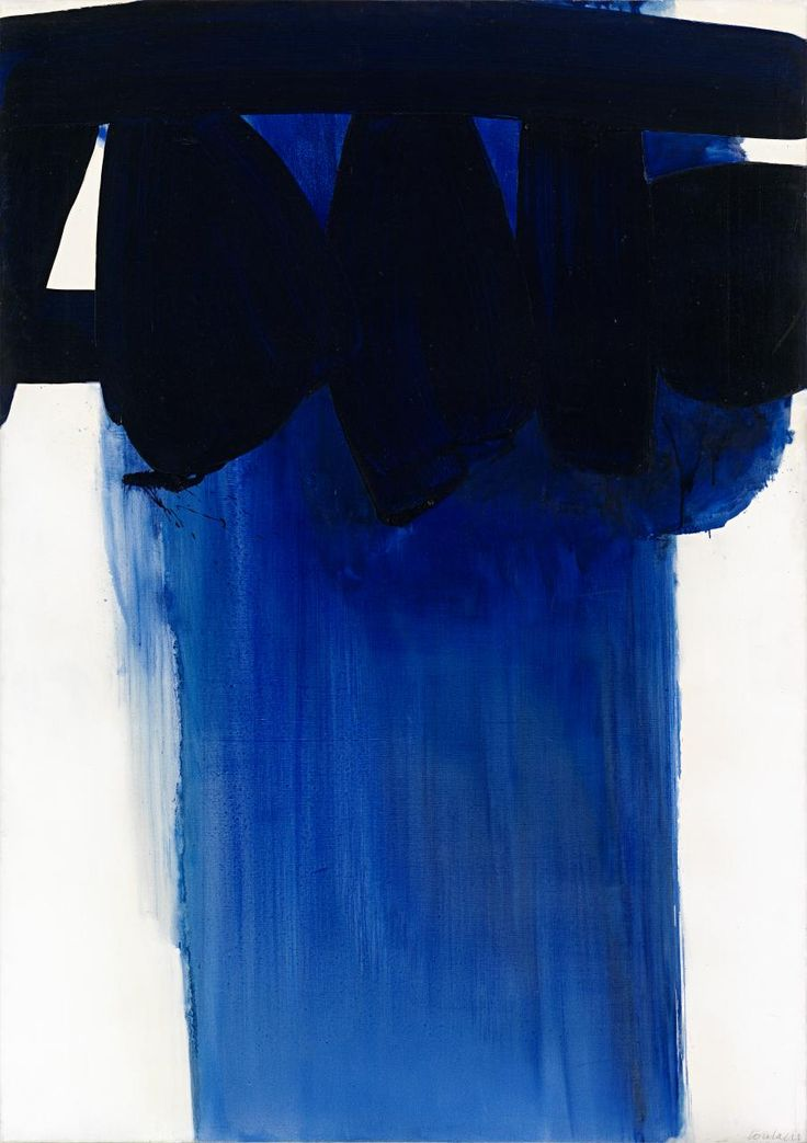 Contemporary Art Blog   Pierre Soulages