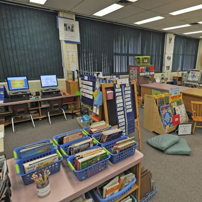 PK virtual tour - Balance literacy classrooms